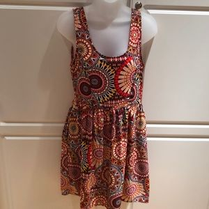 Xhilaration dress. Sleeveless. Size Med